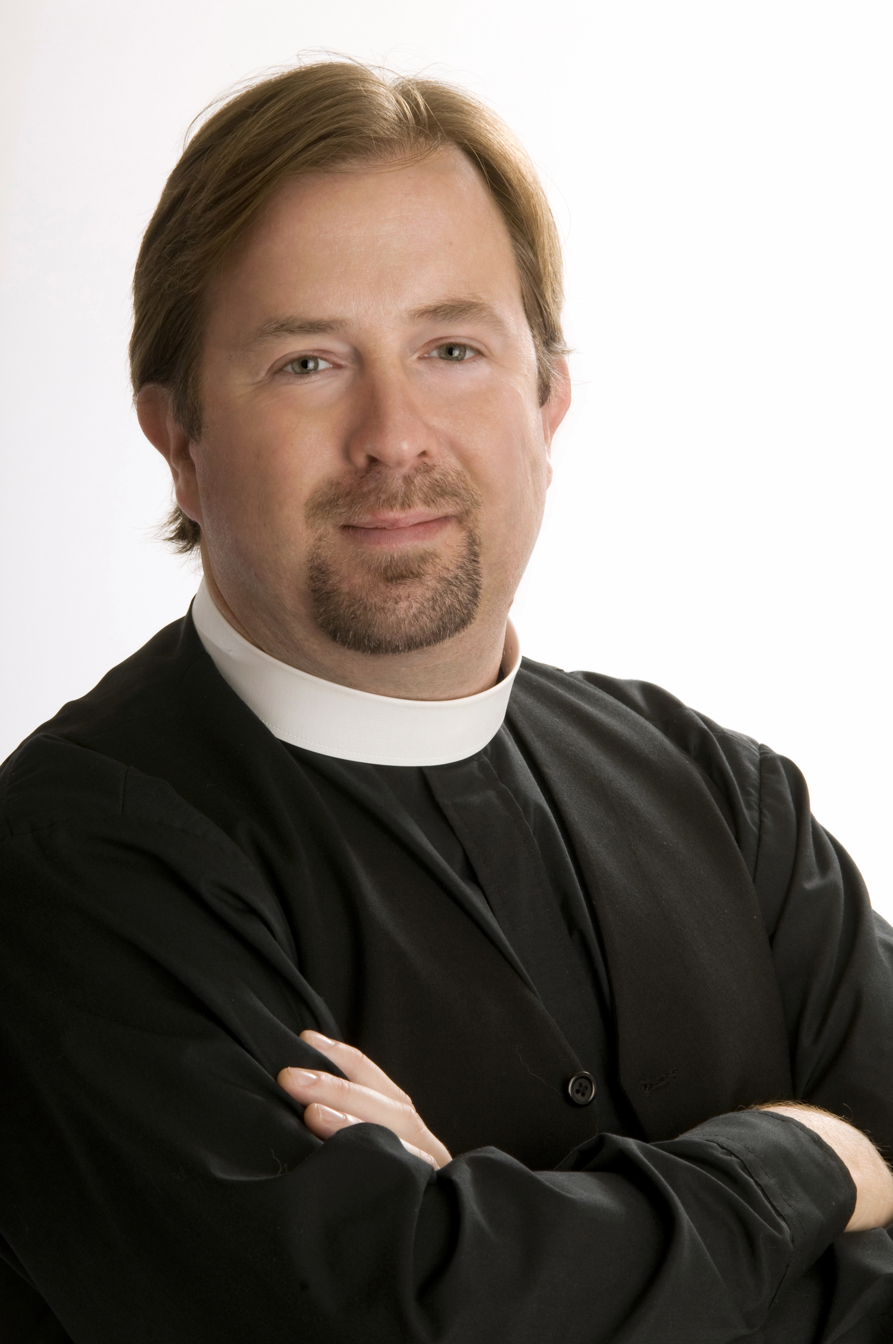 Father Chris Findley. Photo by Billy Kingsley for Chris Findley.